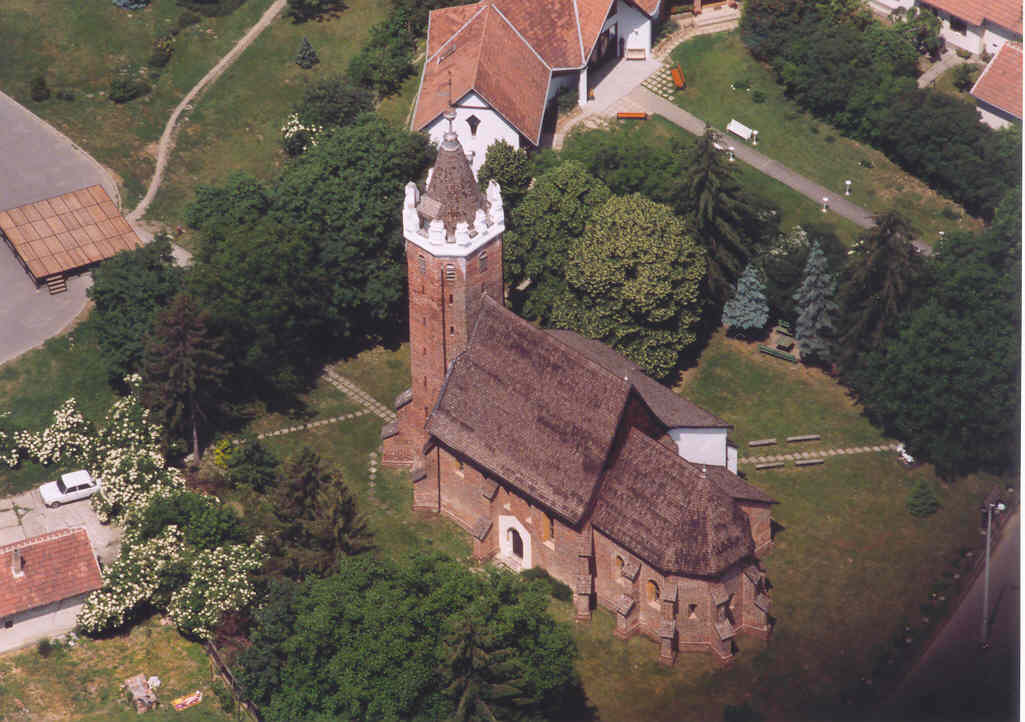 Csenger church