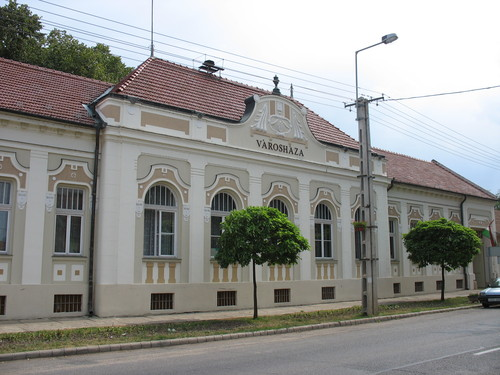 Csorvas - City Hall