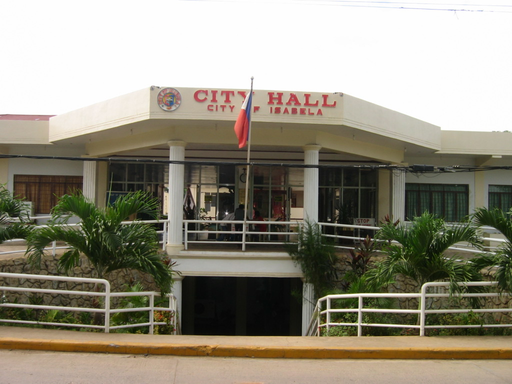 Isabela City Hall Complex